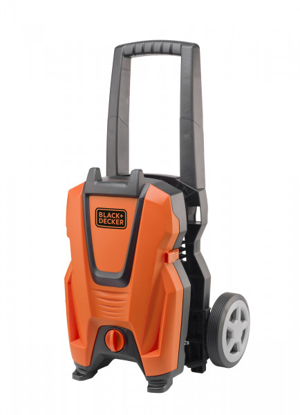 BLACK+DECKER high-pressure cleaner / pressure washer 1800W - 135 BAR - 420 (l/h) - including accessories